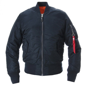 [알파인더스트리] (ALPHA INDUSTRIES MA-1 SLIM FIT (REPLICA BLUE)) [MJM44530C1-BL], 자켓