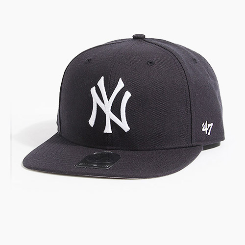 [47BRAND] Sure Shot Snapback Yankees(Navy), 스냅백