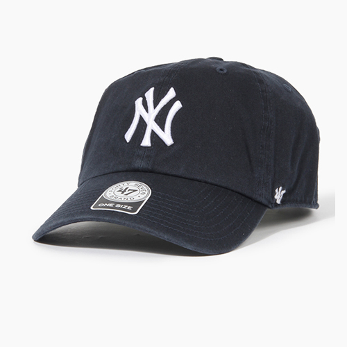 [47BRAND] Clean Up Yankees(Navy), 스트랩백