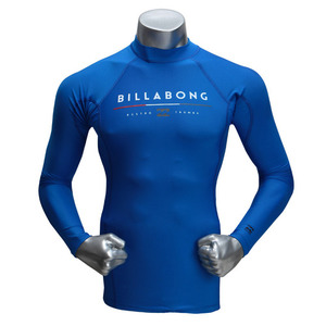[빌라봉 남성 래쉬가드] (BILLABONG ALL DAY LS (ROYAL)) [MWLYEALL-ROY]