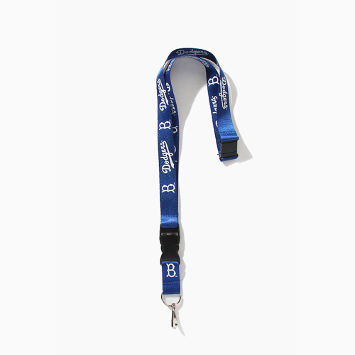 NBA/MLB/NFL 랜야드, MLB Lanyard Brooklyn Dodgers Blue