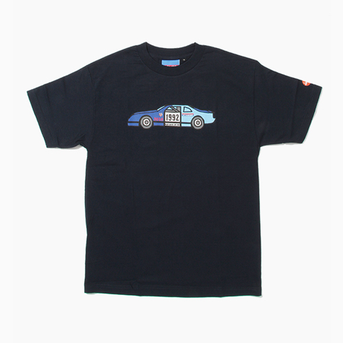 [POLITO] Ice Race Car Tee Navy, 폴리토 반팔티