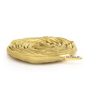 라스타클랫 신발끈, RASTACLAT Flat Shoelace Cuban Gold