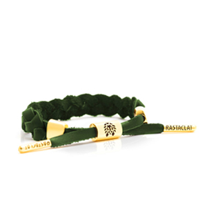 라스타클랫 팔찌, RASTACLAT Leather Bracelet Leaf