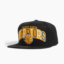 [미첼엔네스 스냅백] M&N NBA Reflective Tri (VQ84Z) Warriors