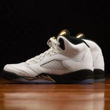 조던5 레트로 골드텅 (GS), Air Jordan 5 Retro GOLD TONGUE (GS), 440888-133, 조던5 올림픽
