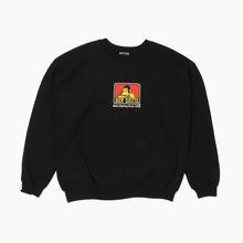 [BENDAVIS] Crew Swetshirt Black, 벤데이비스 맨투맨, 긴팔티
