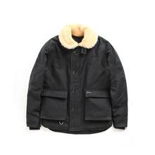 [어반스터프] USF THINSULATE DECK JACKET BLACK, 자켓, 아우터