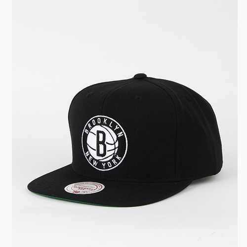 [미첼엔네스 스냅백] M&N NBA NL99Z TSC Nets(Black)