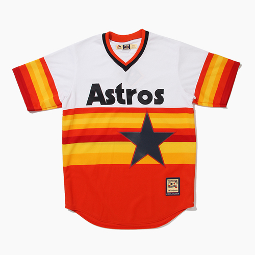 [마제스틱] MAJESTICCooperstown Houston Astros Jersey,MLB 져지, 메이저리그 져지