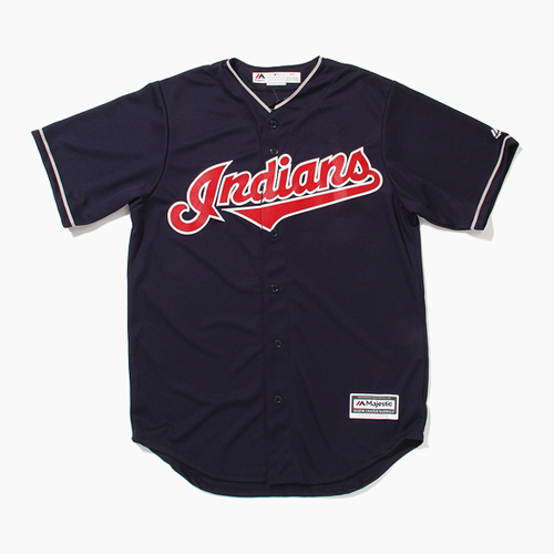 [마제스틱] MAJESTICCleveland Indians Jersey Alternate,MLB 져지, 메이저리그 져지