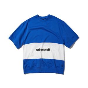 [어반스터프] USF SHORT CREW BLUE - 풋셀스토어