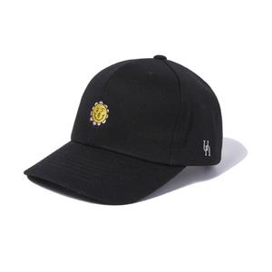 [어반스터프] USF CHUBBY FLOWER CAP BLACK - 풋셀스토어