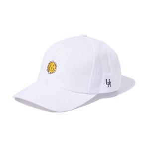 [어반스터프] USF CHUBBY FLOWER CAP WHITE - 풋셀스토어
