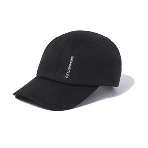 [어반스터프] USF CURVE DIVISION CAP BLACK - 풋셀스토어