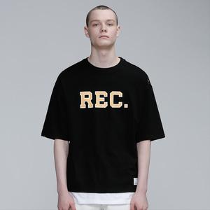 [핑크크루시안] 레코딩 레이어드 티셔츠 PCB2TS005 (남여공용) - 풋셀스토어