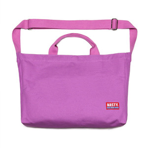 네스티킥, [NSTK] NELEMENT 2WAY BAG (PURPLE) - 풋셀스토어