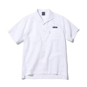 [어반스터프] USF SHAWL COLLAR LINEN SHIRTS WHITE - 풋셀스토어