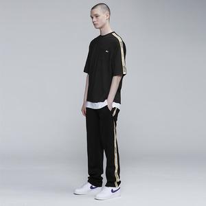 [세트구성] 크루시안 로고 테잎 티셔츠 + 트랙팬츠 - 풋셀스토어