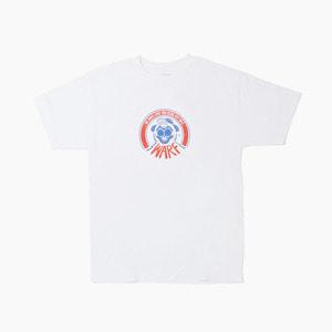 [WARF] WARF Dog Club s/s White, 워프 반팔티 - 풋셀스토어