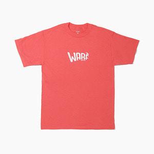 [WARF] WARF Mfg Logo s/s Coral, 워프 반팔티 - 풋셀스토어