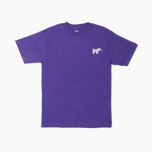 [WARF] WARF Sound of Dog s/s Purple, 워프 반팔티 - 풋셀스토어