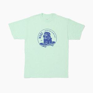 [WARF] WARF Stamp s/s Mint, 워프 반팔티 - 풋셀스토어