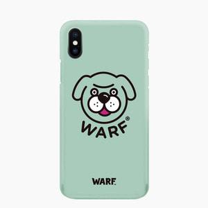 [WARF] Big Face Mobile Case Green, 워프 - 풋셀스토어
