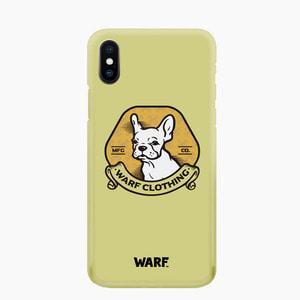 [WARF] Lucy Mobile Case Olive, 워프 - 풋셀스토어