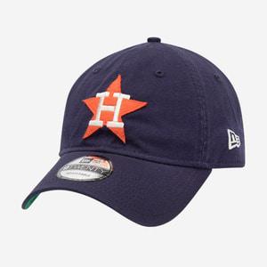뉴에라 MLB 휴스턴 애스트로스 로고 볼캡 쿠퍼스타운 한정, NewEra MLB Houston Astros Cooperstown Cap - 풋셀스토어