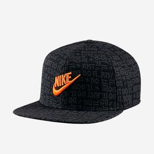 나이키 저스트 두 잇 스냅백, NIKE SPORTSWEAR PRO JUST DO IT SNAPBACK HAT, AR8860-010 - 풋셀스토어