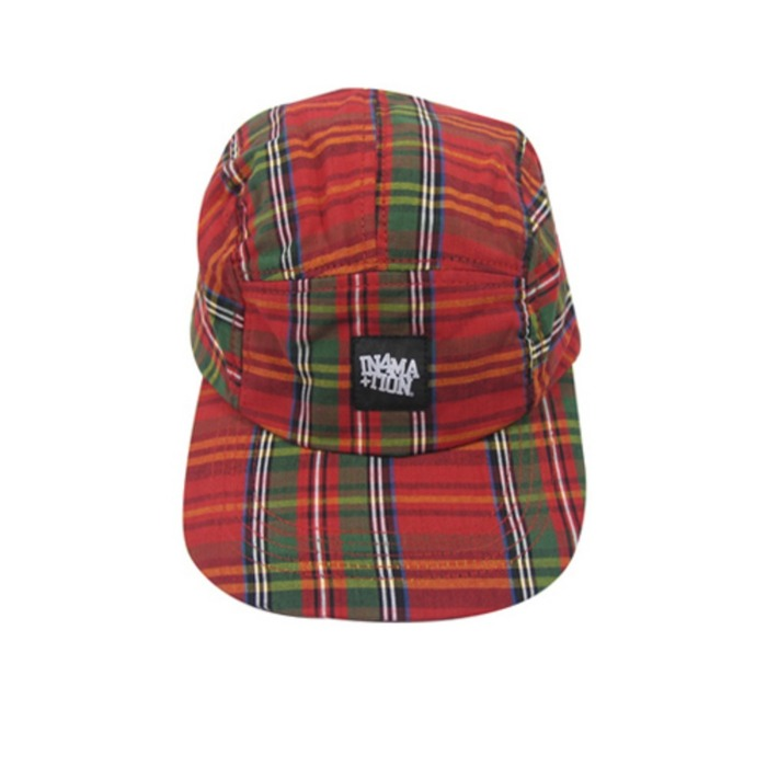 [유에스에이머천다이징]U.S.A MERCHANDISING IN4MATION RUTGERS 5PANEL HAT - 풋셀스토어