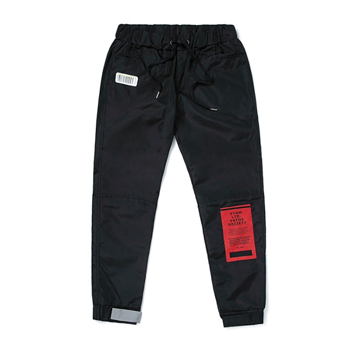 스티그마 STIGMA TIGER BENDING JOGGER PANTS BLACK - 풋셀스토어