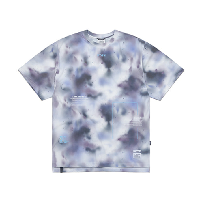 스티그마FRAG OVERSIZED T-SHIRTS PATTERN - 풋셀스토어