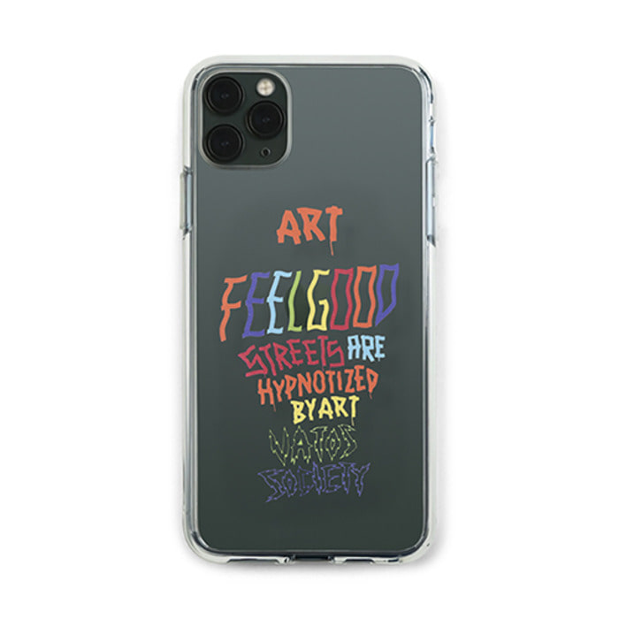 스티그마PHONE CASE ART CLEAR iPHONE 11 / 11 Pro / 11 Pro Max - 풋셀스토어