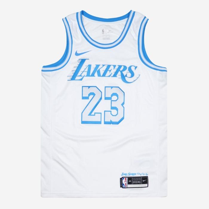 나이키 NBA 르브론 제임스 시티 에디션 스윙맨 저지