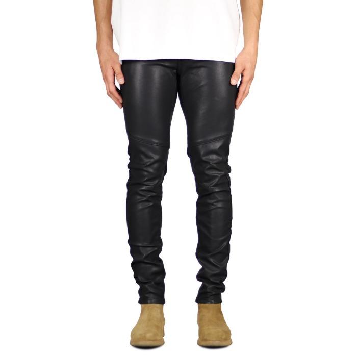 하이퍼데님 Leather Pant - 풋셀스토어